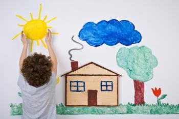 تحلیل خانه در نقاشی کودکان