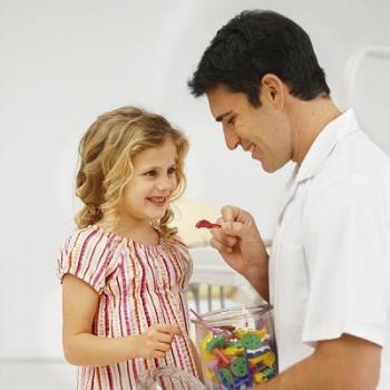 پاداش دادن به کودکان