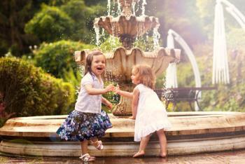 تاثیر تندرستی و شادکامی بر رشد کودکان