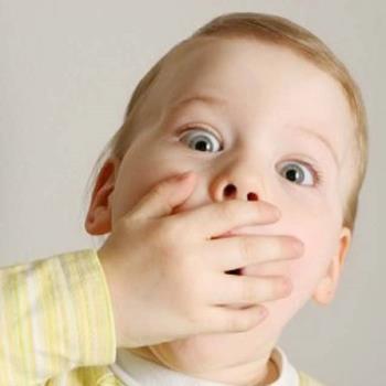 حرف بد زدن در کودکان