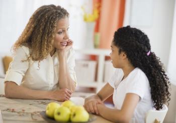 دختران و غایب بودن یکی از والدین