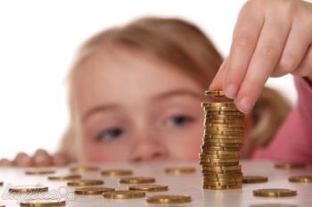 پول توجیبی برای کودکان – 3 تا 7 سالگی