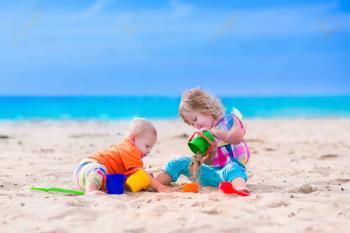 شن بازی کودکان – قسمت دوم
