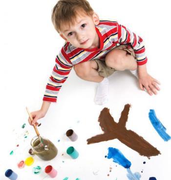 چند توصیه جهت کمک به ابراز وجود در کودک توسط نقاشی ها