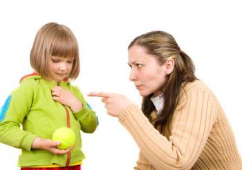 دستور دادن به کودک