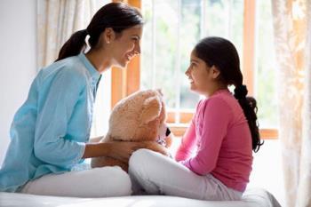 گفتگو با فرزند اول درباره نوزاد