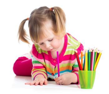 تقویت قوه ی تخیل کودک با نقاشی کردن