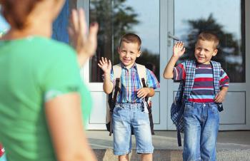 توصیه هایی برای آمادگی فرزندان برای ورود به کودکستان – بخش چهارم
