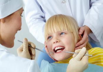بردن کودک به دندان پزشکی