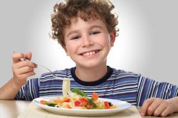 راهنمای تغذیه کودکان دبستانی