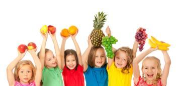 عادت تغذیهای کودکان