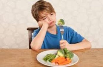 بیاشتهایی و کم خوردن کودک