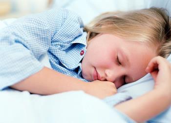 خواب کودکان بین 3 تا 7 سالگی
