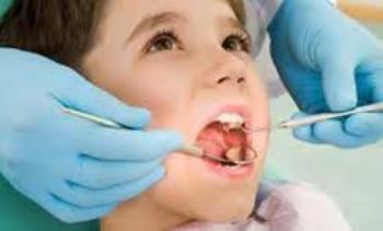 آبسه ی دندان در کودکان