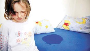 علل و درمان شبادراری در کودکان