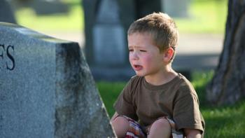 صحبت با کودک درباره ی مرگ اطرافیان