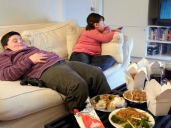 درمان چاقی در کودکان