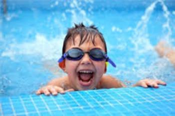 ایمنی کودک در آب