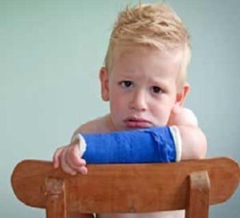 شکستگی و دررفتگی کودکان