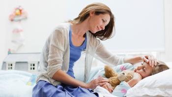 قرنطینه کردن کودک بیمار