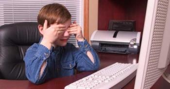 آسیب های چشمی در کودکان