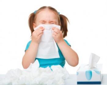 حساسیت یا آلرژی در کودکان