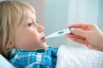 تشنج ناشی از تب در کودکان