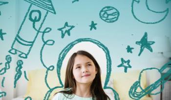 تشخیص چیزهای واقعی و تخیلی در کودکان