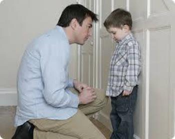 با کودک خود قاطع صحبت کنید