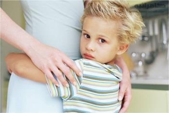 ترس طبیعی کودکان در خلال روز