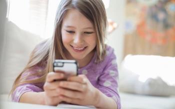 نیاز کودکان به تلفن همراه