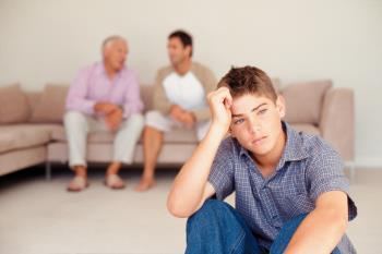 مشکلات ناشی از نوجوانی تک فرزندان