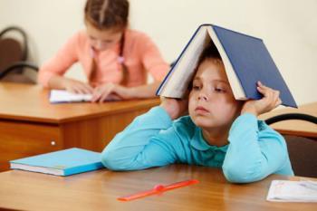 اختلالات آموزشی برای کودکان ناتوان در یادگیری