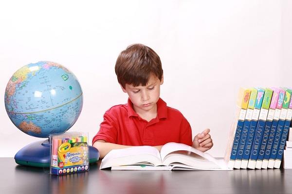 توسعه مهارتهای مطالعه کودکان