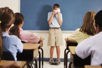 تاثیر طرد دانش آموزان بر تنظیم هیجان