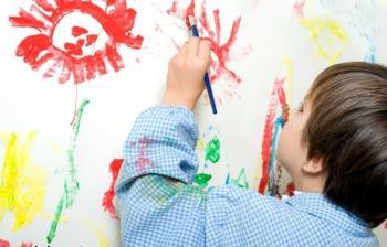 شخصیت کودک و کشیدن شکل آدم در نقاشی