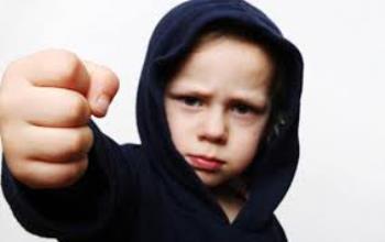 خشم کودکان را کوچک نشمارید