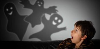 ترس های کودک پنج ساله