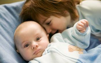 بچه دوم به عنوان فرزند خوانده