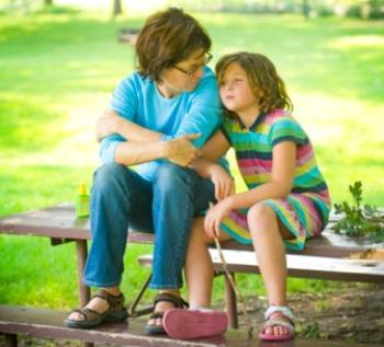عادت کردن کودک به والدین از 6 – 7 سالگی به بعد