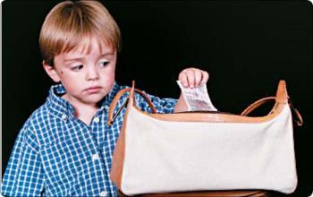 دزدی در کودکان و راه های پیشگیری از آن