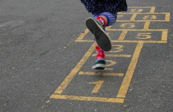انواع بازی کودکان – قسمت دوم