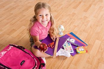 آماده کردن کودک برای مدرسه
