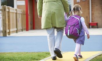 ترس کودکان از مدرسه و رفع آن