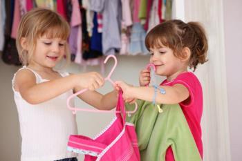 لباس پوشیدن در کودکان –قسمت دوم