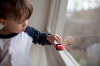 سن تنها ماندن کودکان در خانه