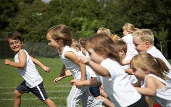 ورزش های باشگاهی کودک پنج ساله