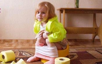 دفع غیرارادی مدفوع در کودکان