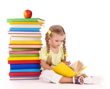 کتاب و مطالعه در کودکان
