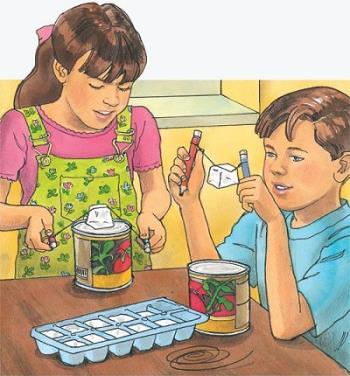 علاقهمند کردن کودکان به علوم تجربی – بخش دوم
